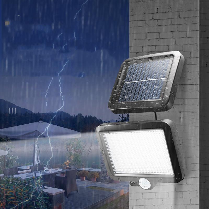 戶外人體感應自動亮太陽能一體式路燈