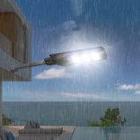 户外灯感应超亮大功率LED太阳能一体式路灯