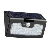 户外壁灯感应防水太阳能分体式路灯