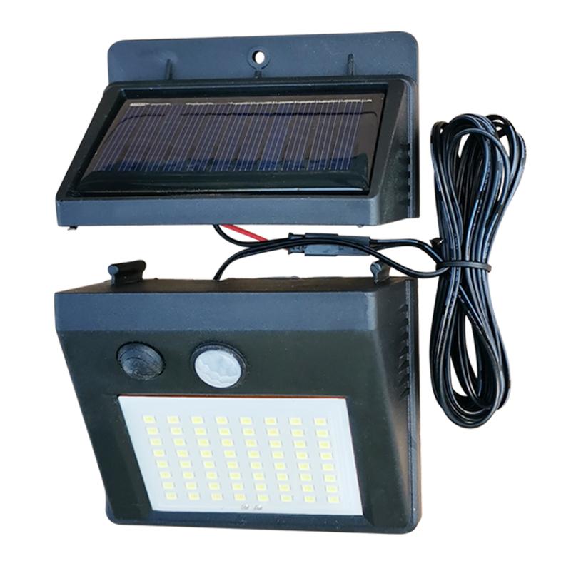 戶外壁燈防水太陽能分體式路燈