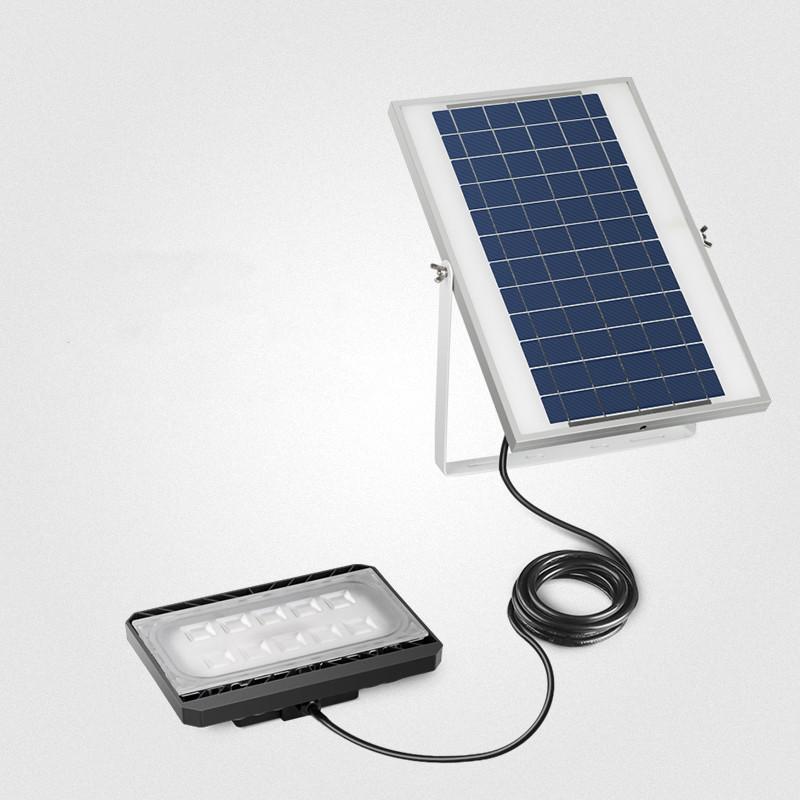 家用超亮一拖二防水LED太陽能路燈