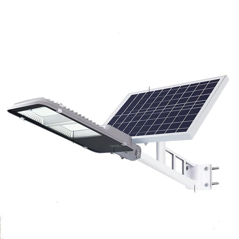 戶外大功率超亮防水led太陽能路燈