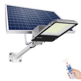 户外超亮大功率带灯杆led太阳能路灯
