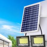 太阳能户外灯庭院新农村家用照明1000W防水超亮大功率感应LED路灯