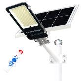 户外超亮led大功率6米人体感应太阳能路灯