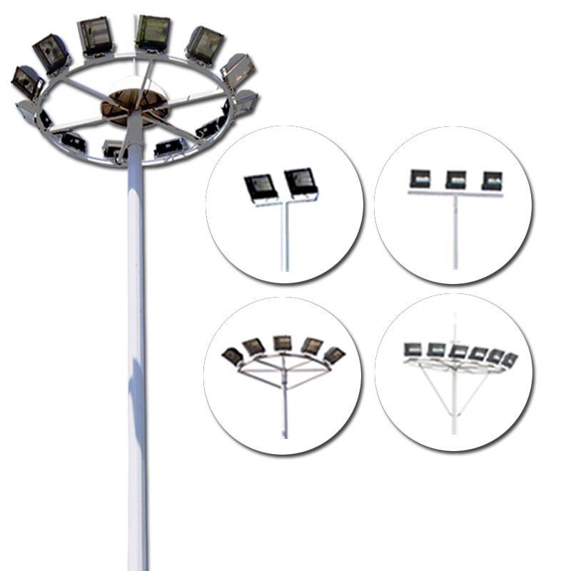 户外8米12米15米20米25米30米升降式led高杆灯