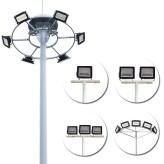 户外15米20米25米30米10米12米18升降式led高杆灯