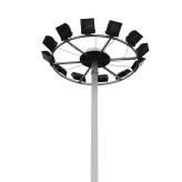 户外3米5米6米8米LED高杆灯