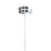 户外10米15米升降式超亮led大功率高杆灯