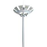 户外15米25米30米强光LED升降式高杆灯