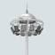 15米一體升降式鍍鋅管高桿燈