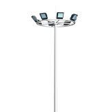 升降式15米20米25米30米led球场高杆灯