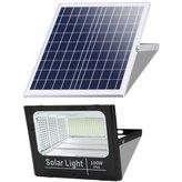 戶外定時高亮防雨防雷led太陽能遙控路燈