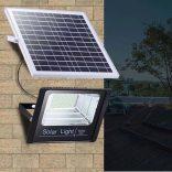 戶外超亮防水太陽能遙控路燈