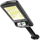 戶外超亮強光led防水太陽能遙控照明燈